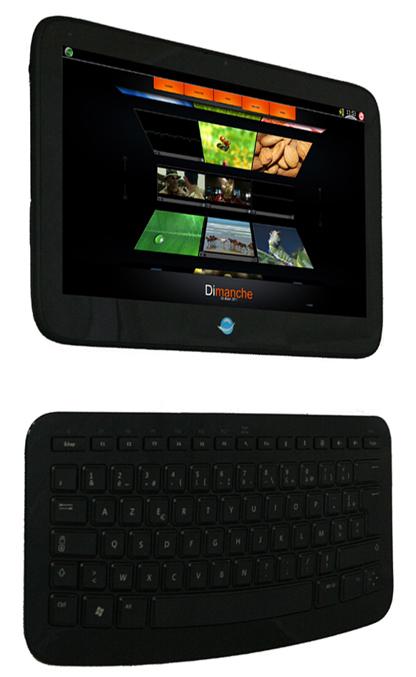 smartpaddle l 39 ordinateur qui se prend pour une tablette. Black Bedroom Furniture Sets. Home Design Ideas